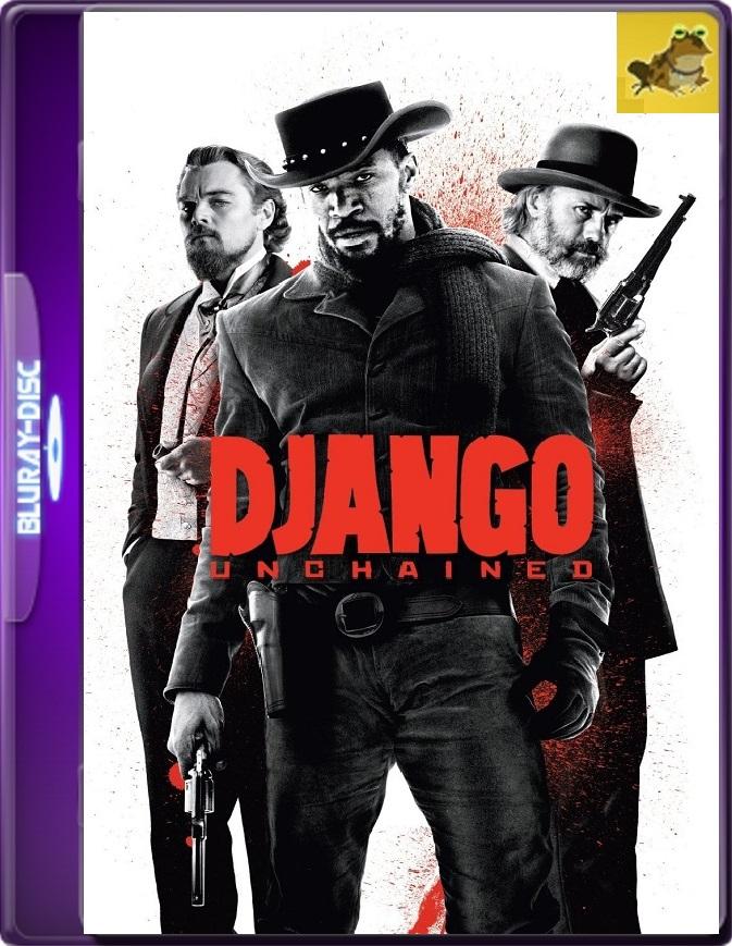 Django Sin Cadenas (2012) Brrip 1080p (60 FPS) Latino / Inglés