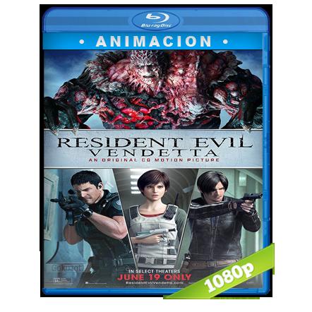 descargar Resident Evil Venganza 1080p Lat-Cast-Ing[Animación](2017) gartis