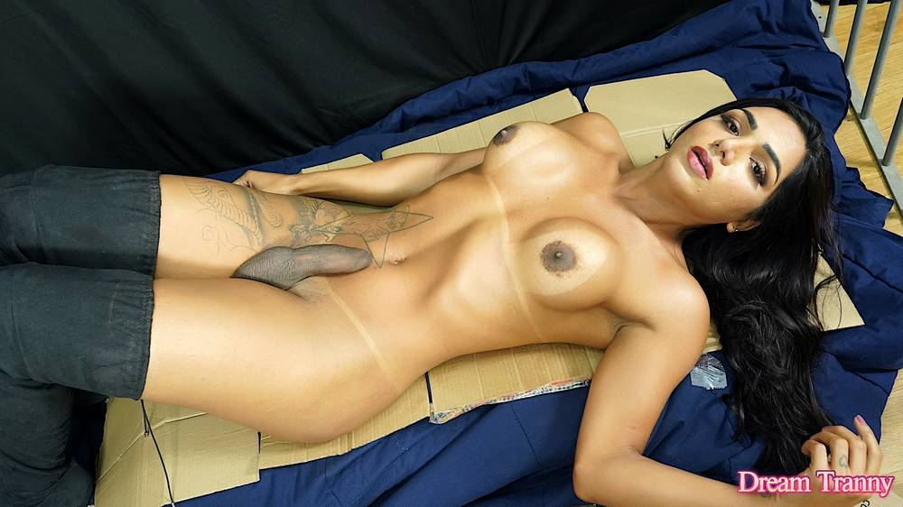 Isadora Ribeiro Will Be Fucked Shemale Porn Photo