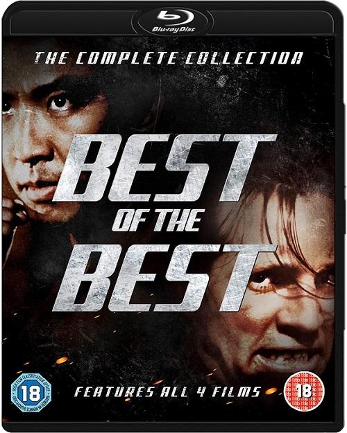 Najlepsi z Najlepszych / Best of the Best (1989-1998) COLLECTION.MULTi.720p.BluRay.x264-DENDA / LEKTOR i NAPISY PL