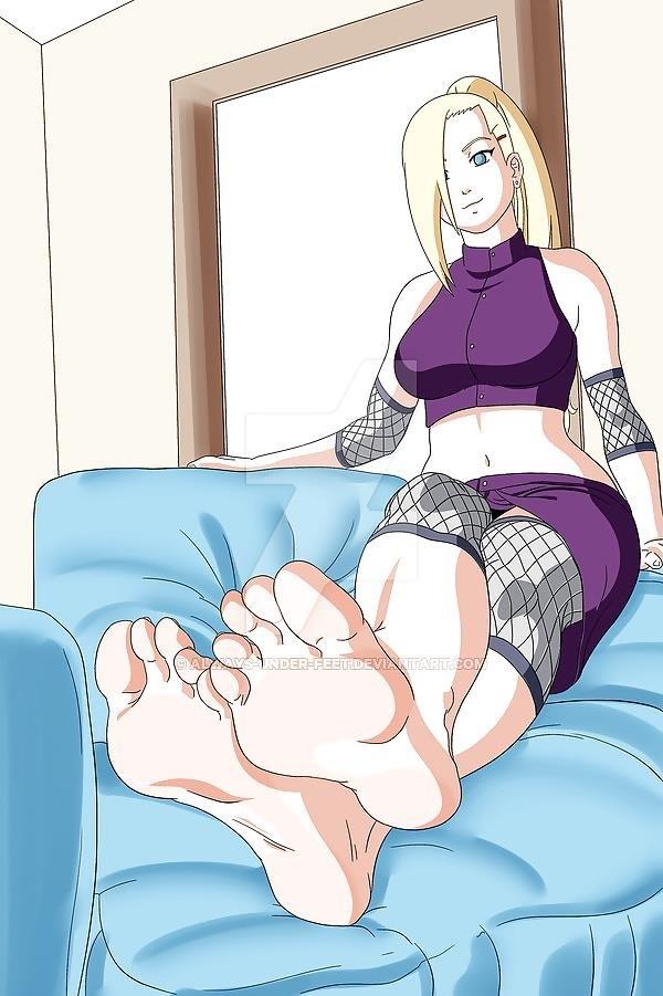 Femdom feet porn-4465