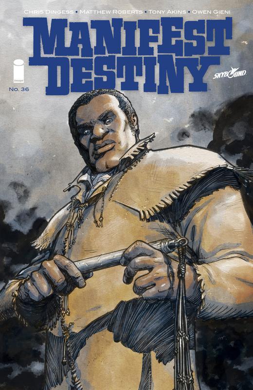 Manifest Destiny #1-36 (2013-2018)