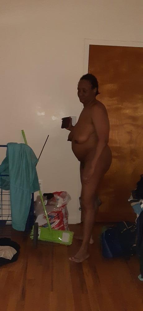 Ebony caught porn-7427