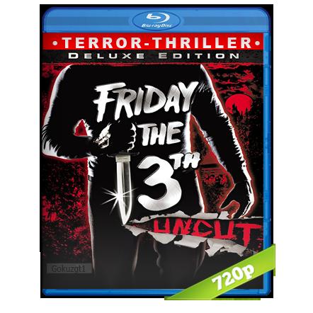 descargar Viernes 13 [1980][BD-Rip][720p][Trial Lat-Cas-Ing][Terror] gratis