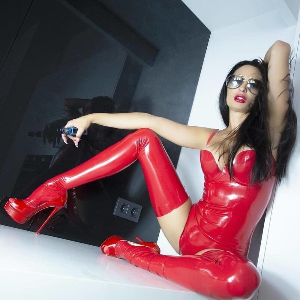 Latex stockings porn pics-7586