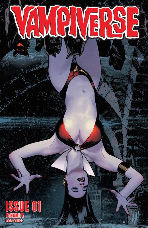 Vampiverse #1-2 (2021)