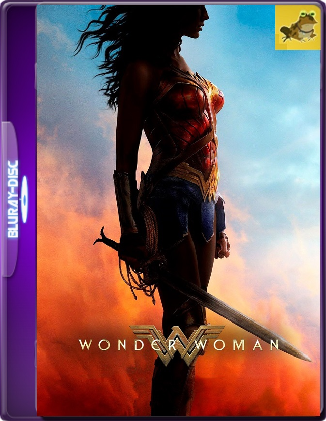 Mujer Maravilla (2017) Brrip 1080p (60 FPS) Latino / Inglés