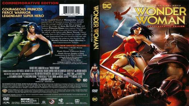 La Mujer Maravilla (2009) BRRip 720p Audio Trial Latino-Castellano-Ingles