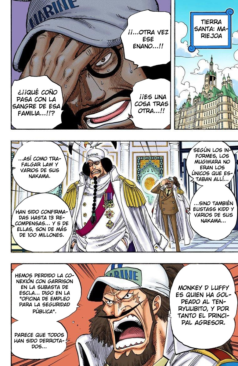 One Piece Manga 501-505 [Full Color] DEXiMpen_o