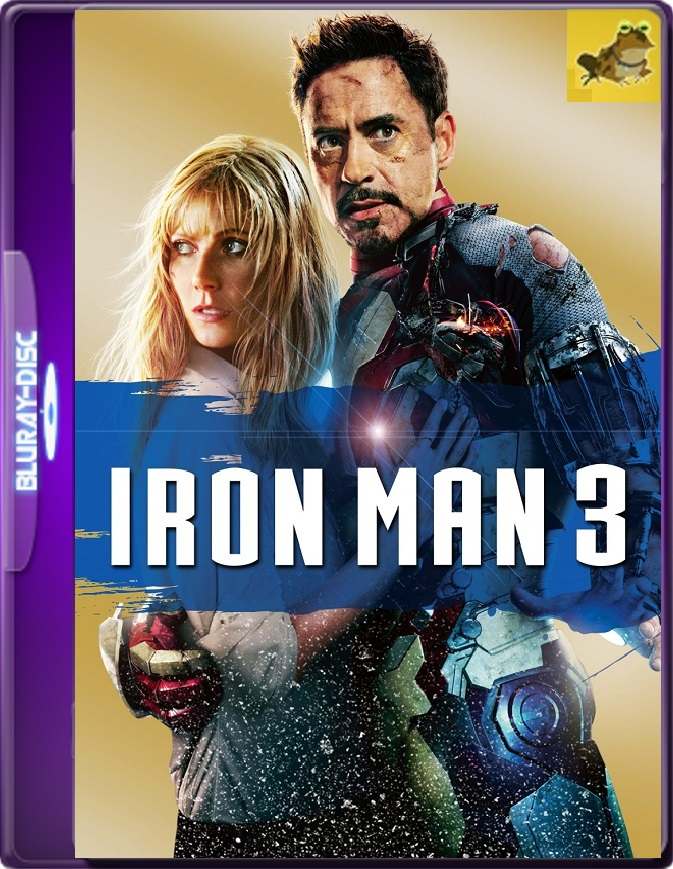 Iron Man 3 (2013) Brrip 1080p (60 FPS) Latino / Inglés