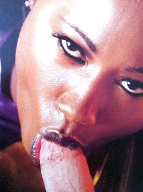 Best black girl anal-7146