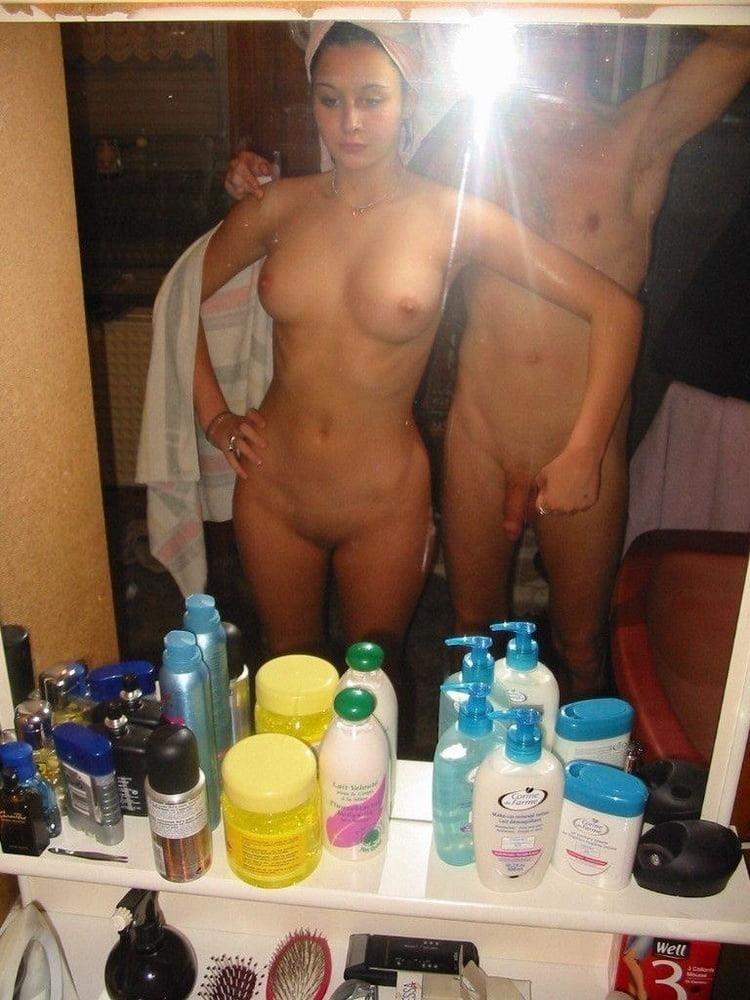 Hot girls taking naked selfies-6804