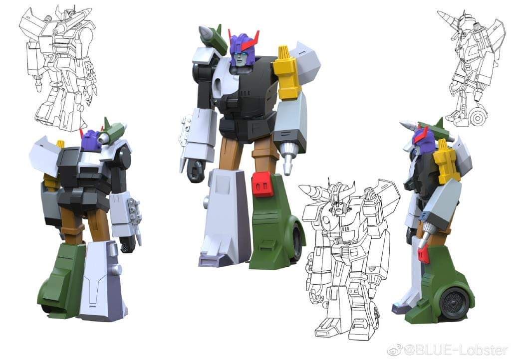 Produit Tiers TF G1 - Figurines non transformable - Before and After, Ex-Factory, X-Transbots, Lewin Resources, etc AKRkLlR9_o