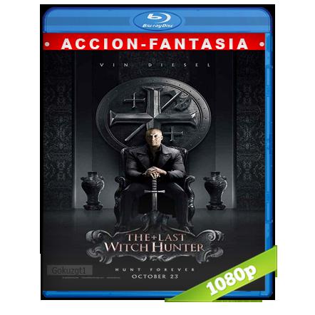 El Ultimo Cazador De Brujas 1080p Lat-Cast-Ing[Fantasia](2015)
