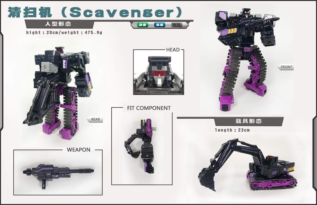 [Toyworld] Produit Tiers - Jouet TW-C Constructor aka Devastator/Dévastateur (Version vert G1 et jaune G2) - Page 10 YblSoT9p_o