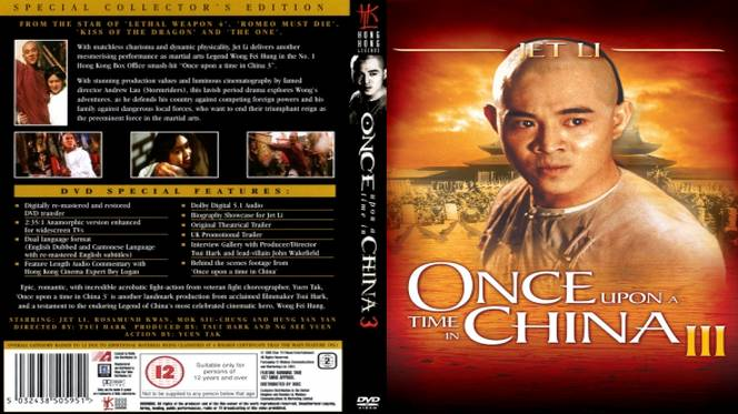 Erase Una Vez En China 3 (1992) BRRip 720p Audio Trial Latino-Castellano-Ingles