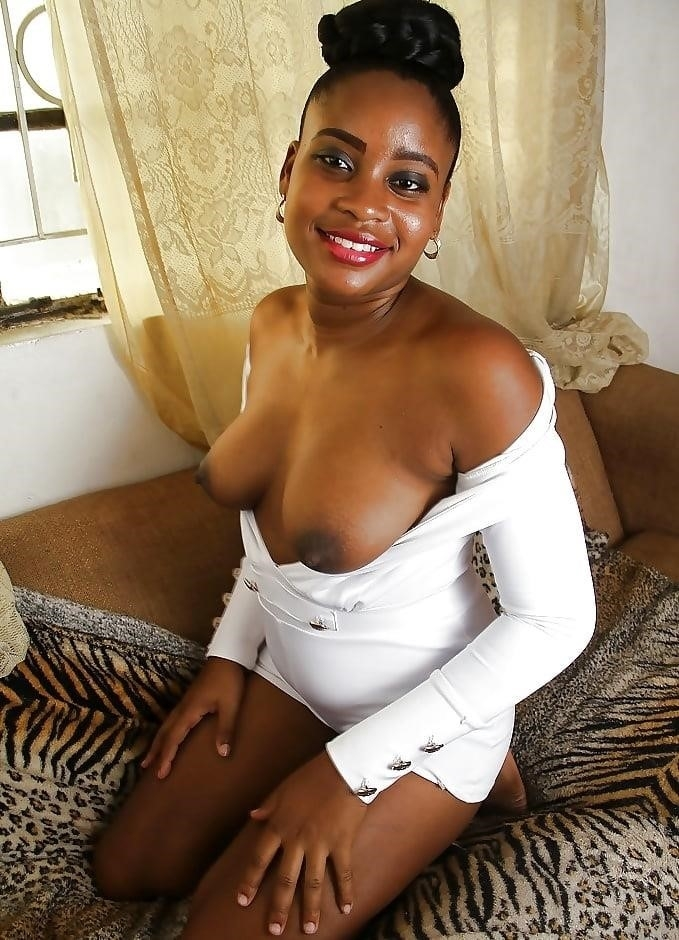 Ebony solo masterbation-1089