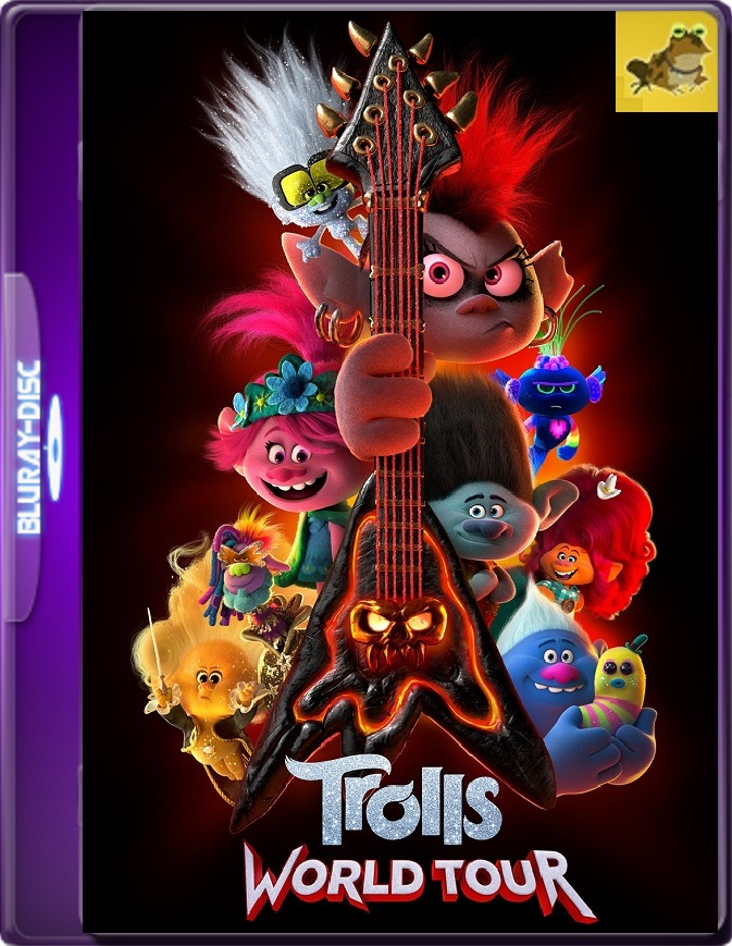 Trolls: World Tour (2020) Brrip 1080p (60 FPS) Latino