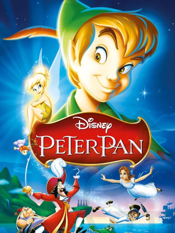 Peter Pan 1953 MULTi 1080p BluRay HDLight x265-H4S5S
