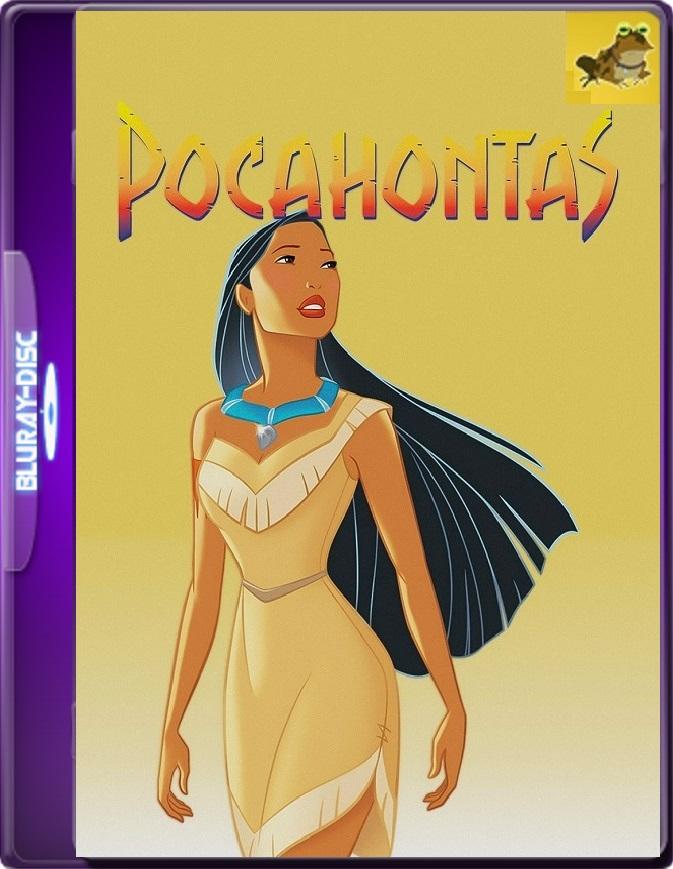 Pocahontas (1995) Brrip 1080p (60 FPS) Latino