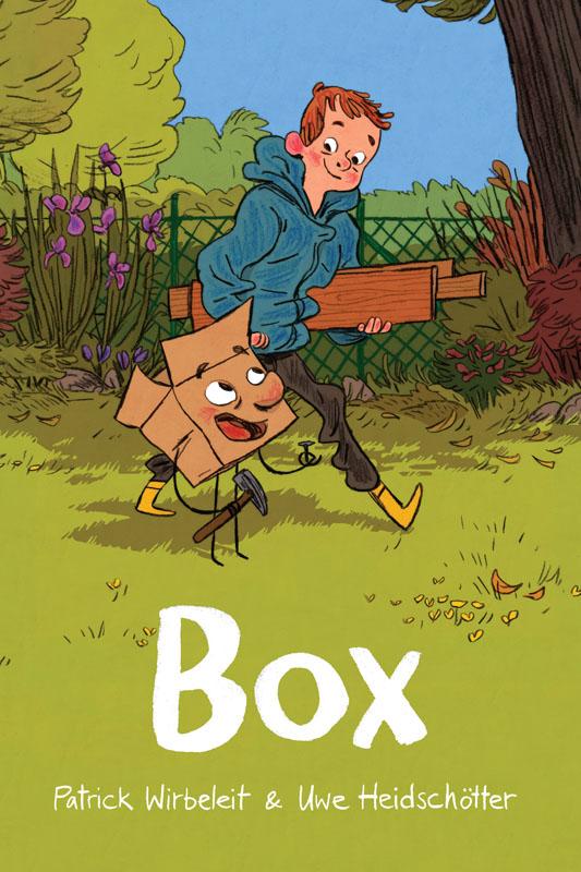 Box (Book 01) (2019)