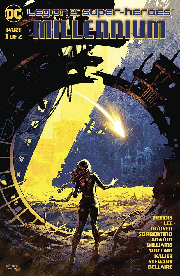 Legion of Superheroes - Millenium #1-2 (2019) Complete