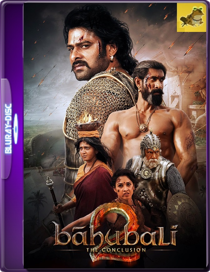 Baahubali 2: The Conclusion (2017) Brrip 1080p (60 FPS) Hindi Subtitulado