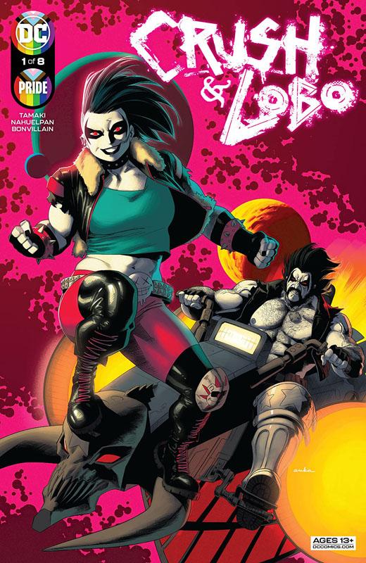 Crush & Lobo 01-04 (2021)