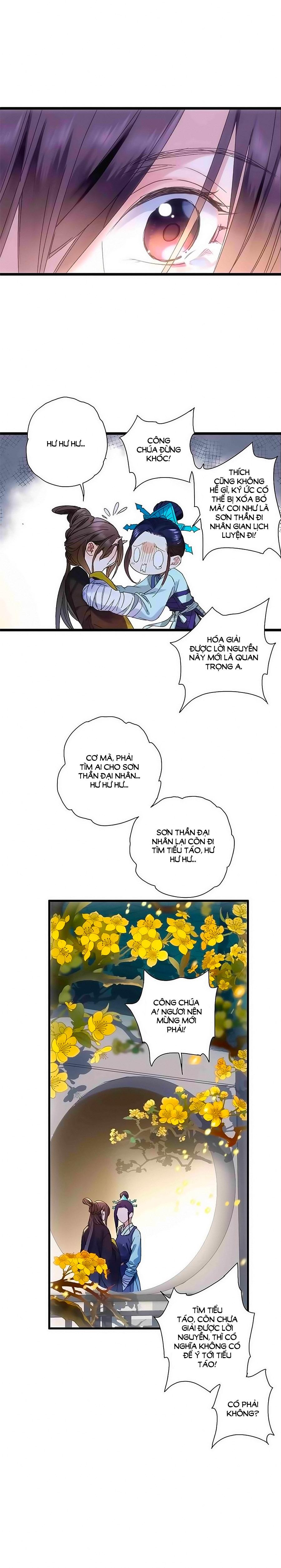 Sơn Thần và Tiểu Táo 2 – Chap 26