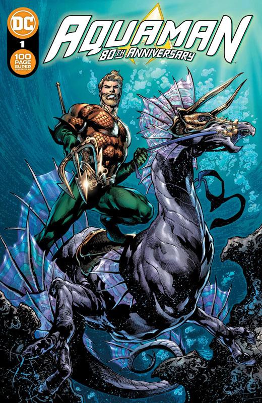 Aquaman 80th Anniversary 100-Page Super Spectacular 001 (2021)