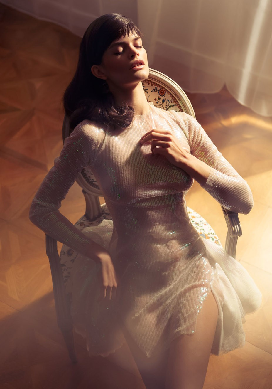 Liah Cecchellero by Remi Kozdra and Kasia Baczulis - Vestal Magazine
