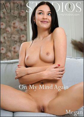 [MPLStudios.com] 2020.11.21 Megan - On My Mind Again [Glamour] [4000x2668, 96 photos]