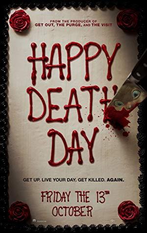 Happy Death Day (2017) 1080p 10bit Bluray x265 HEVC Org DD 5 1 Hindi + DD 5 1 Engl...