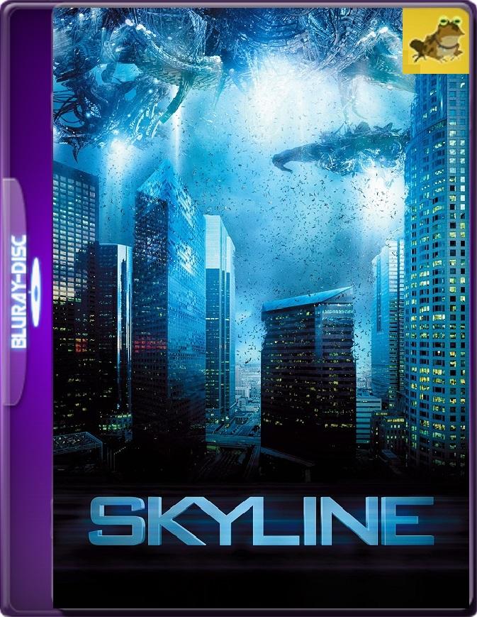 Skyline: La Invasión (2010) Brrip 1080p (60 FPS) Latino / Inglés