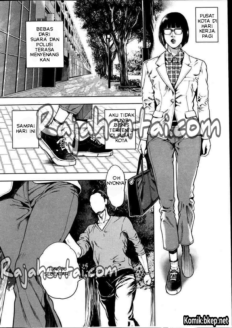 Komik Hentai Wanita Kantoran Dientot Tukang Salon Manga Sex Porn Doujin XXX Bokep 08