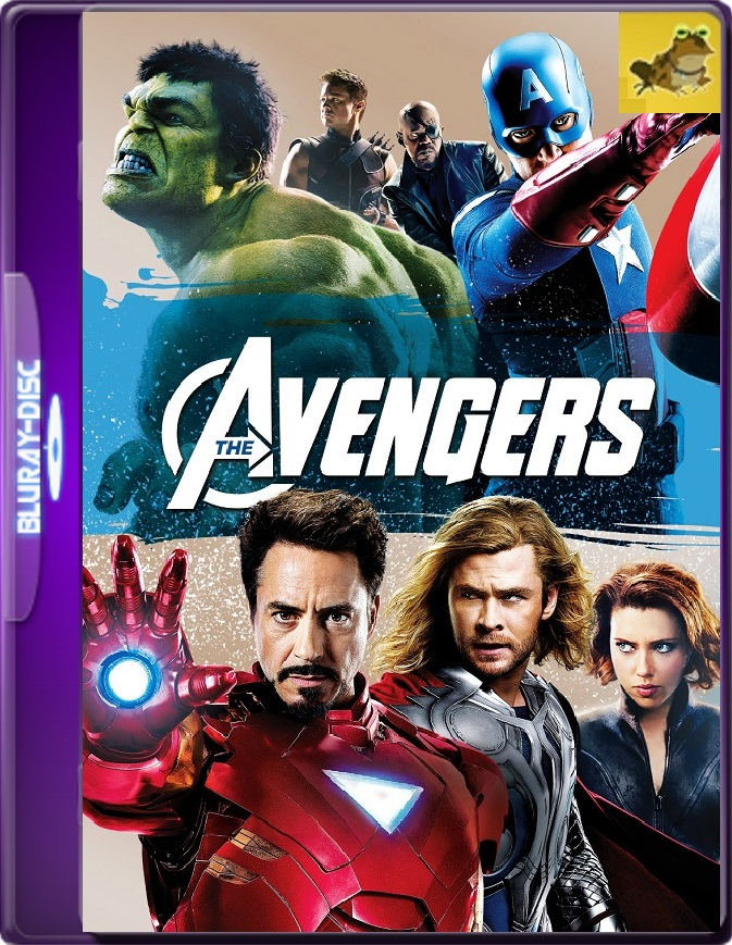 Los Vengadores (2012) Brrip 1080p (60 FPS) Latino / Inglés