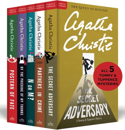 Agatha Christie   [Tommy & Tuppence]   The Complete Book Collection (v5)