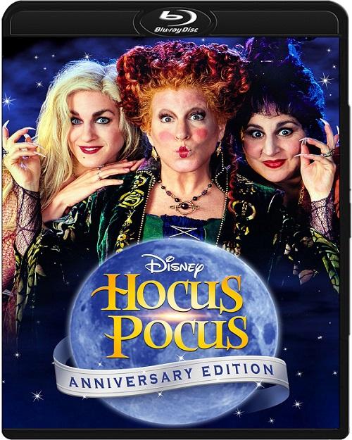 Hokus Pokus / Hocus Pocus (1993) MULTi.720p.BluRay.x264.DTS.AC3-DENDA / LEKTOR i NAPISY PL