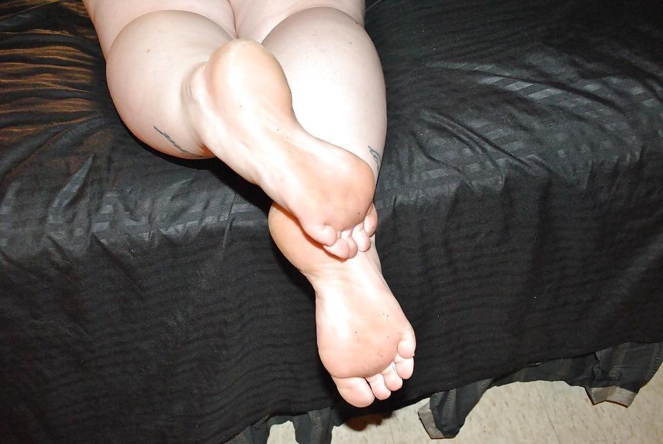 Bbw foot tube-9883