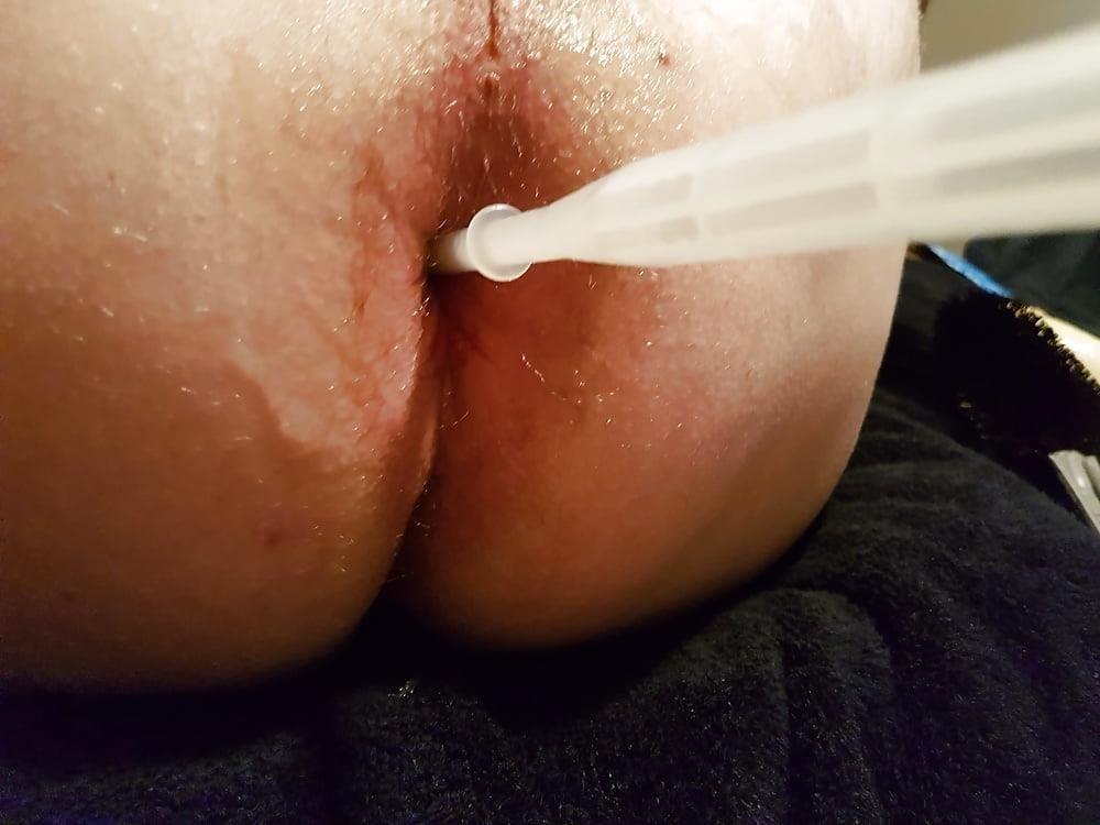Bondage anal torture-7977