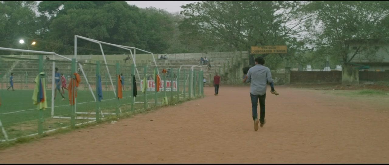 The Gambler (2019) Malayalam 720p HDRip x264 DD5 1 ESub-BWT