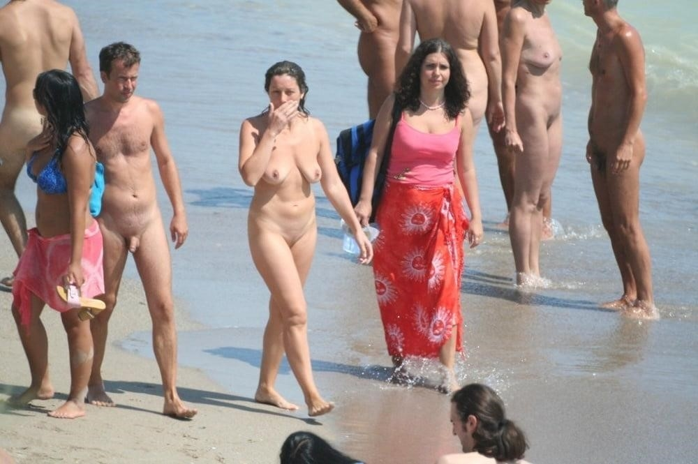 Nude beach bukake-2650