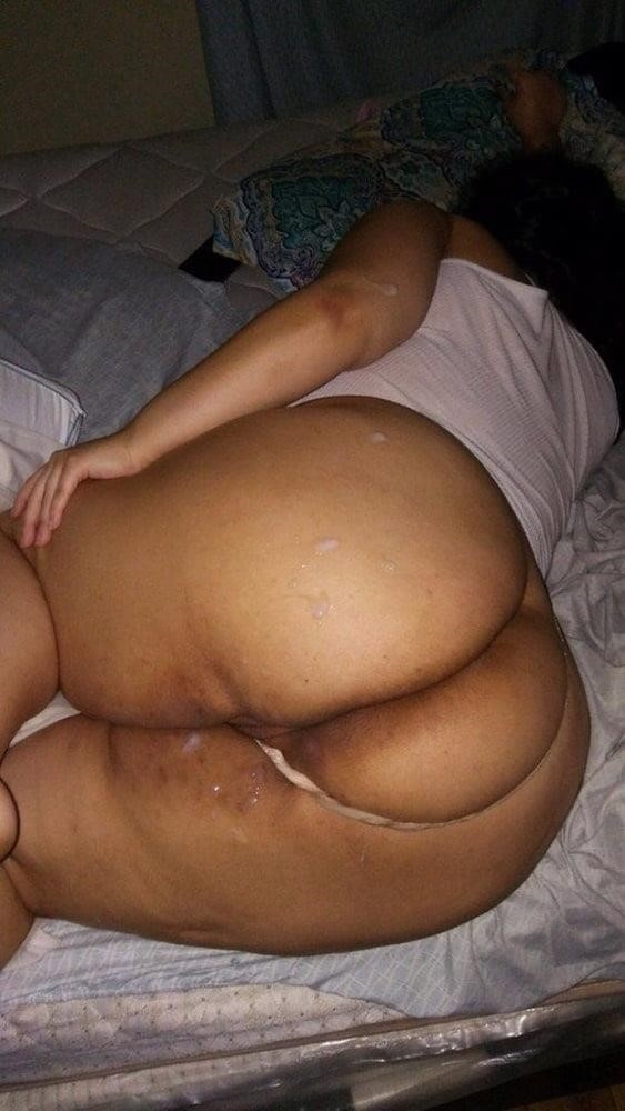 Eating big black booty-7472