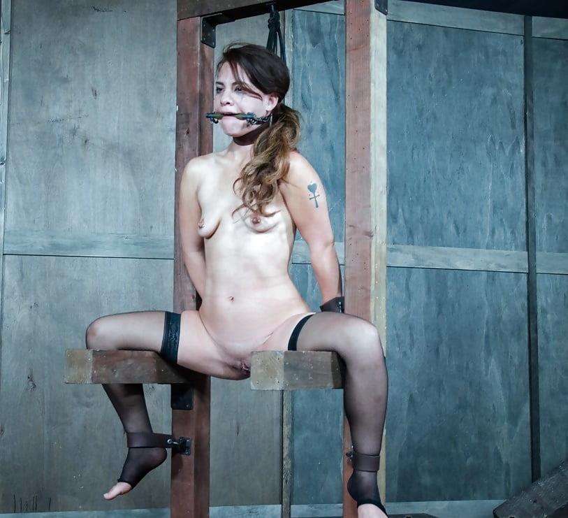 Femdom gagged slave-8702