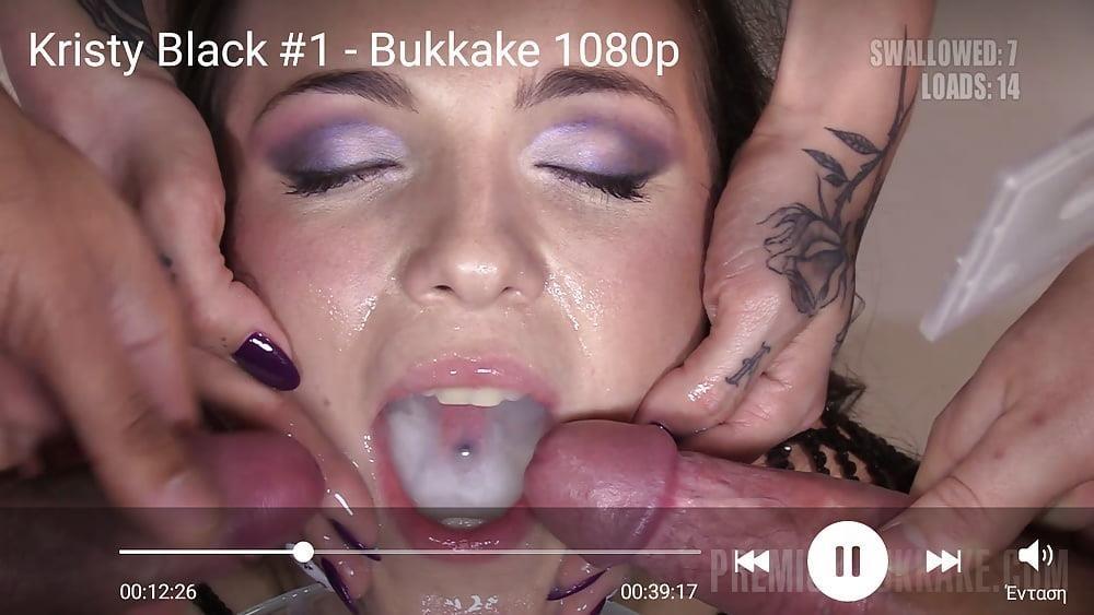 Black bukkake gay-9831