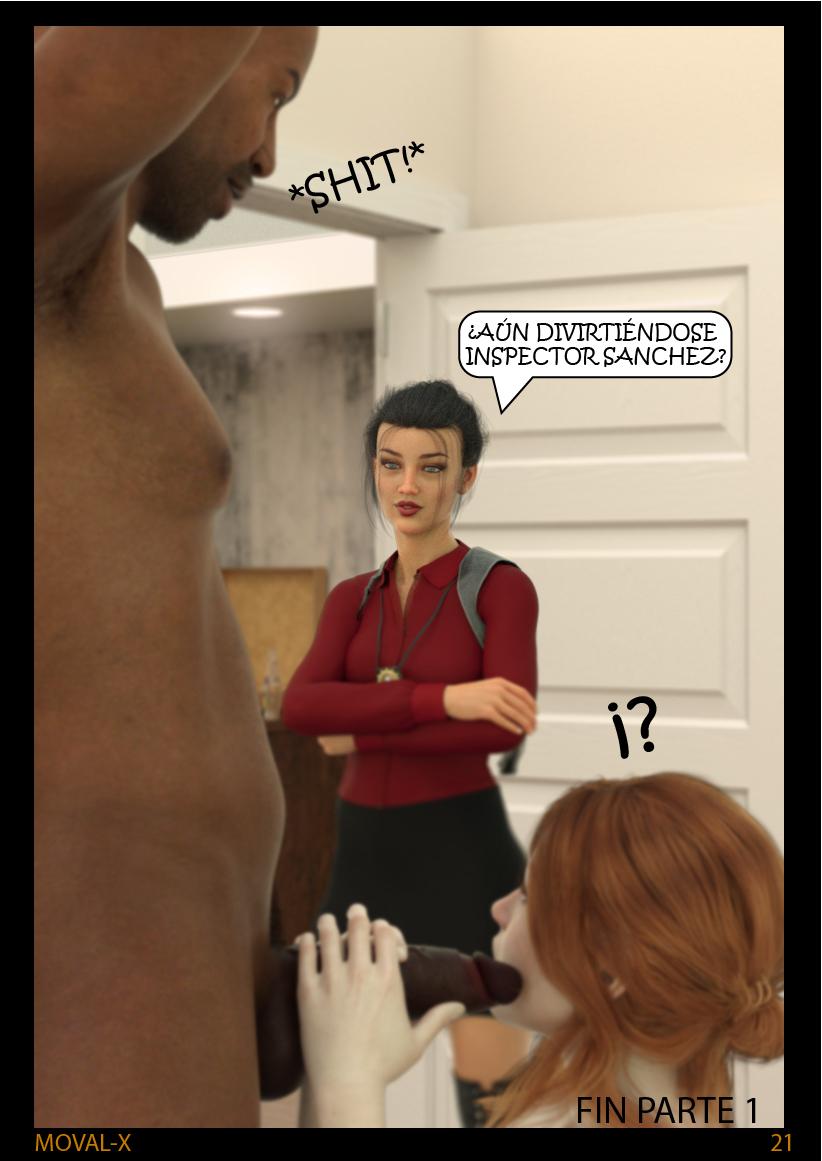 comic interracial