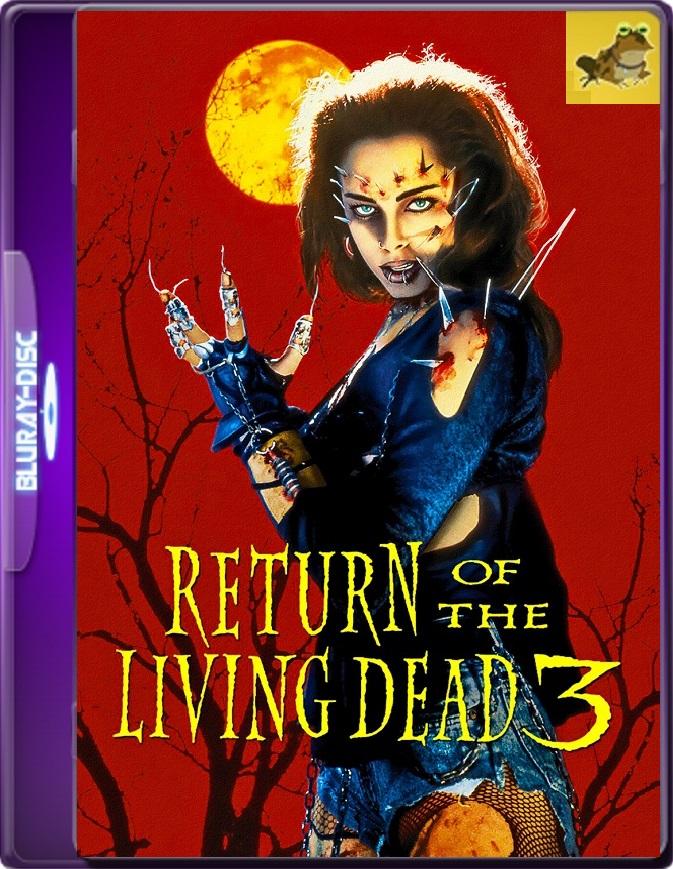 El Regreso De Los Muertos Vivientes 3 (1993) Brrip 1080p (60 FPS) Latino / Inglés