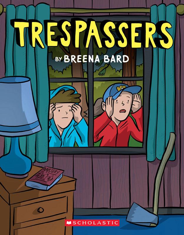 Trespassers (2020)