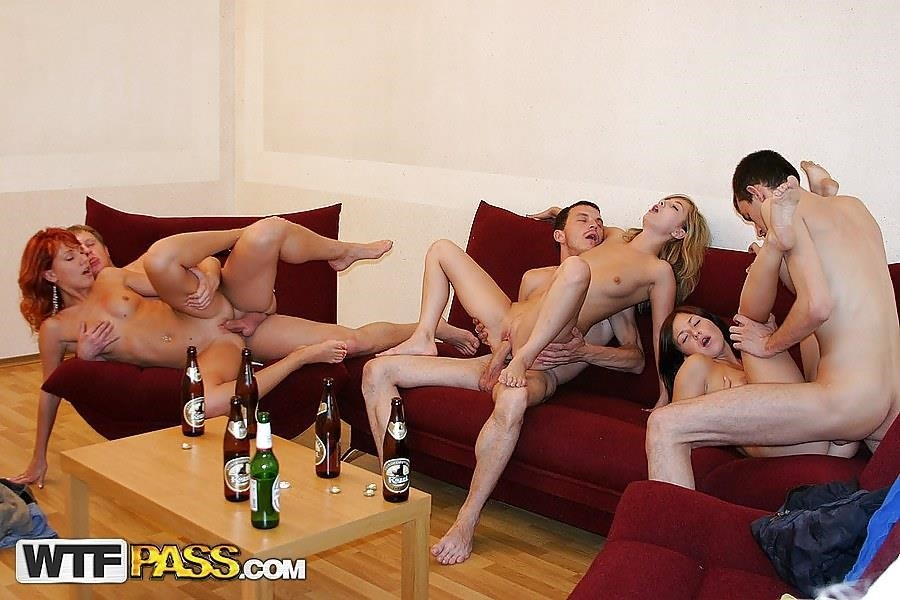 Party group orgy-8710