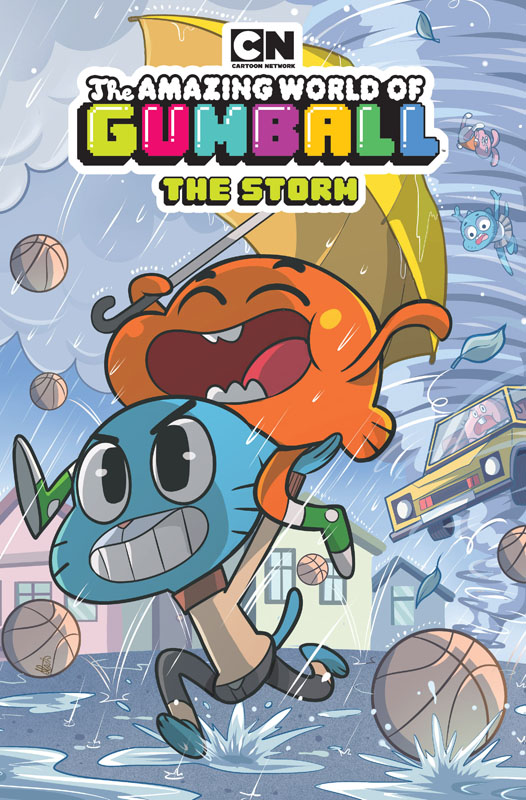 The Amazing World of Gumball OGN v07 - The Storm (2019)